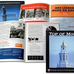 Brochure and Cataloger Designing and Printing