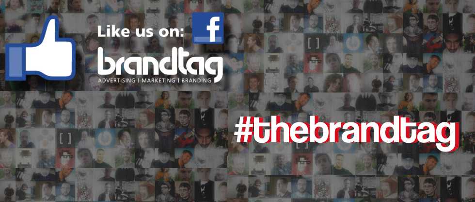 Like Us on Facebook.com/thebrandtag