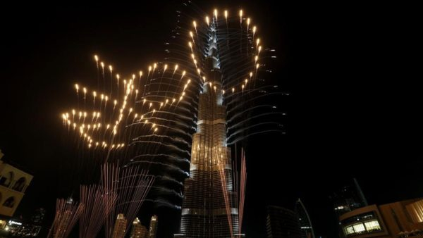 Expo 202 bid celebration